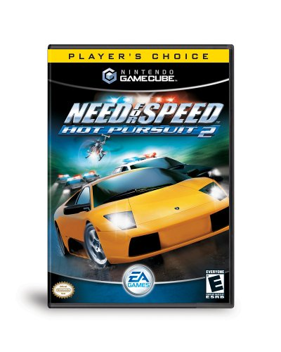 Need for Speed: Hot Pursuit 2 (Gamecube Need For Speed Games)