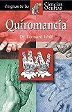 Book cover image for Quiromancia (Enigmas de las ciencias ocultas series)