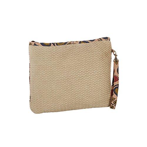 Top Kolkata Women's Zip Classics Hand Embellished Purse Clutch Bag Catalog Ev0waSnxAw