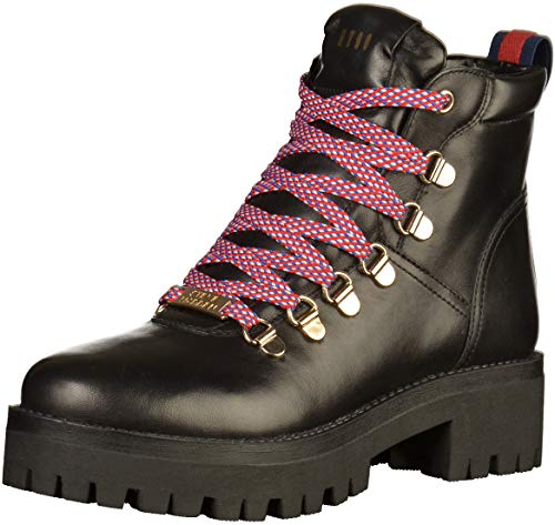 Ankle Madden Femme Noir Boot Bottines Boomer Steve B1WqRwpxan