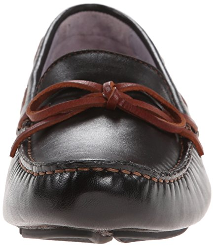 Johnston & Murphy Women's Maggie Camp Moccasin Black discount fashion Style reliable clearance low price fee shipping visit eYWJ2KHN