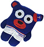 MLB Texas Rangers Bear In Underwear Plush Toy, Blue, Small