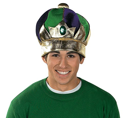 Mardi Gras King Hat -