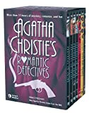 Agatha Christie's Romantic Detectives (Tommy & Tuppence 1 & 2 / Why Didn't They Ask Evans? / Seven Dials Mystery / Agatha Christie A Life in Pictures)