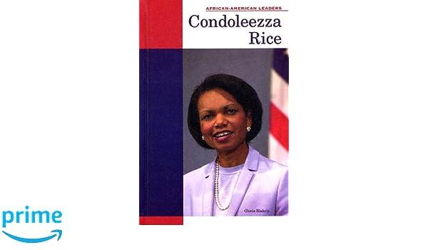 condoleezza rice leadership style