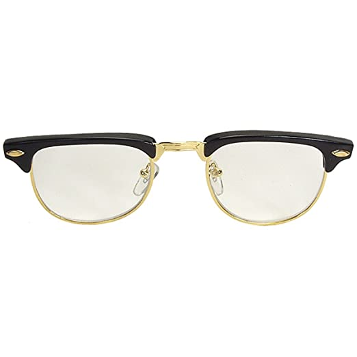 8bf1c7515e Amazon.com  GLASSES MR 50 S BLK CLR  Clothing
