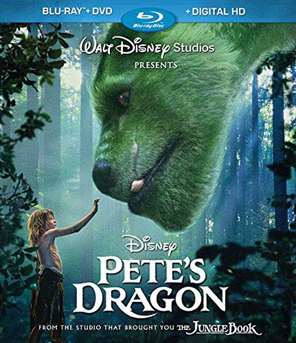 (Pete's Dragon (BD + DVD + Digital HD) [Blu-ray])
