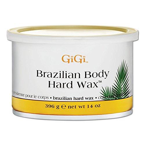 GiGi Brazilian Hard Pot Wax - Case of 24 Cans