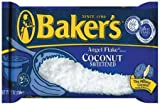 Kraft Baking & Canning Baker's Coconut Angel Flake Sweetened - 12 Pack