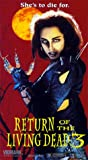 Return of Living Dead 3 [Import]