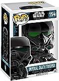 Funko Figurine Star Wars Rogue One - Chromed Imperial Death Trooper