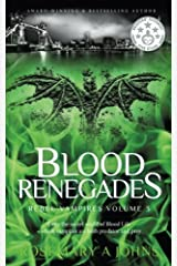 Blood Renegades (Rebel Vampires) (Volume 3) Paperback