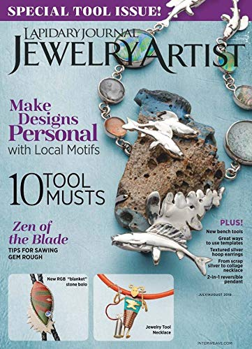 Jewelry Artist : Lapidary Journal Jewelry - Artist Journal Jewelry Lapidary Magazine