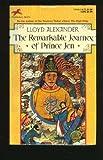 The Remarkable Journey of Prince Jen, Lloyd Alexander, 0440900468