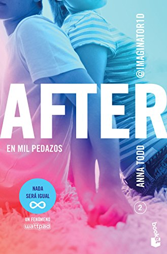 After 2 En mil pedazos  [Todd, Anna] (Tapa Blanda)