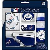 Baby Essentials MLB Los Angeles Dodgers 5 Piece Infant Gift Box Set