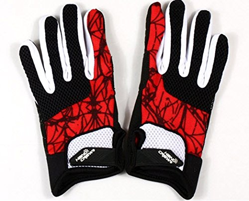 Cycling Gloves Sz M (Red) (Adult Manila Online)