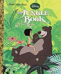 The Jungle Book (Disney The Jungle Book) (Little Golden Book)