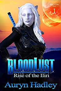 Bloodlust by Auryn Hadley ebook deal