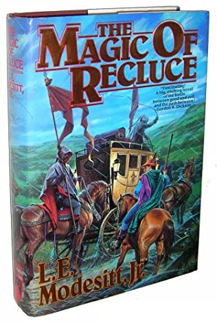 book cover of The Magic of Recluce