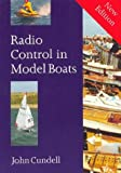 Radio Control in Model Boats, John Cundell, 1854861425