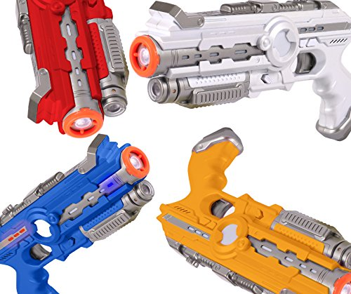 Best Laser Tag Toys : Top best laser tag toys with vest of