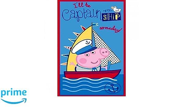 Peppa Pig - Toalla de baño, toalla de playa Peppa Pig, toalla de baño: Amazon.es: Hogar