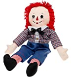 Applause 30' Raggedy Andy Button Eye Doll
