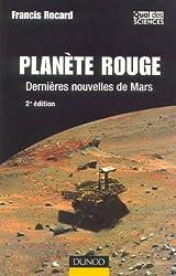 Planète Rouge : Dernières nouvelles de Mars