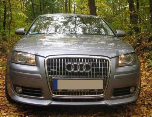 AUDI A3 labbro spoiler anteriore DAL 2005 SPOILER MESSA PUNTO TOP tuning-deal