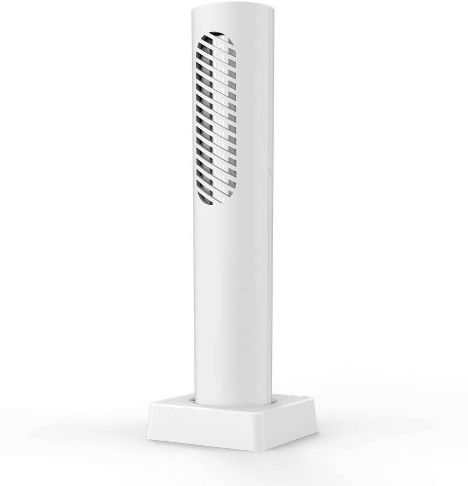 NIDEXS UV Light Sanitizer,UV Air Purifier Lamp Built-in Air circulation Device,Portable Handheld UV Germicidal Sterilizer Ultraviolet Light Wand for Home Office Vehicle Sanitizing.