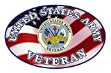 1 Set Excited Unique United States Army Veteran 1775 This We'll Defend US Flag Sticker Signs Doors Window Vinyl Decor Bike Patches Decals Trucks Decal Truck Bumper Graphics Car Stickers Size 4.5''x3''