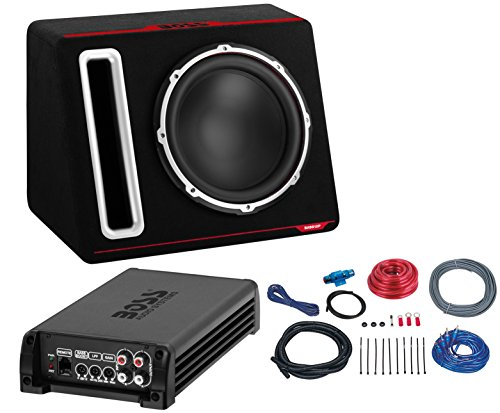 Boss Audio Systems BASS12APK Boss Audio  - Enclosed Subwoofer Systems Shopping Results