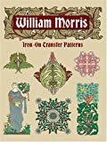 William Morris Iron-on Transfer Patterns, William Morris, 0486431835
