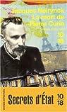 La mort de Pierre Curie par Neirynck