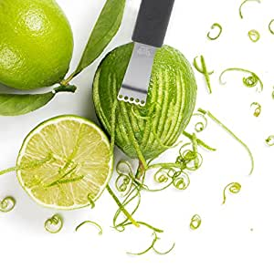 """HIC Harold Import Co. 900-32-HIC 6"""" X 1"""" Japanese Stainless Steel Lemon And Citrus Zester Home Decor Products"""