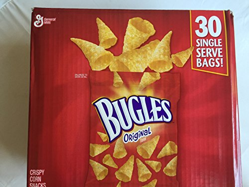 Bugles Original Flavor - 30 ct.