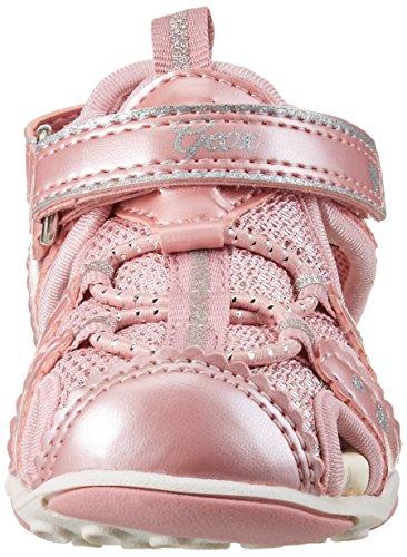 Geox B Sandal Agasim Girl C, Botines de Senderismo para Bebés Rosa (LT PINKC8010)