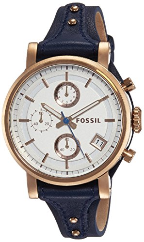 fossil blue watch women - 2