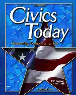 building citizenship civics and economics student edition civics rh amazon com Civics Today Test Answers Civics Today Chapter 1