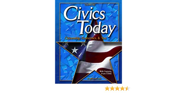 Amazon civics today citizenship economics and you student amazon civics today citizenship economics and you student edition 9780078745744 mcgraw hill books fandeluxe Image collections