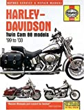Haynes Harley-Davidson Twin Cam 88 Models '99 to '03, Alan Ahlstrand, 1563924781