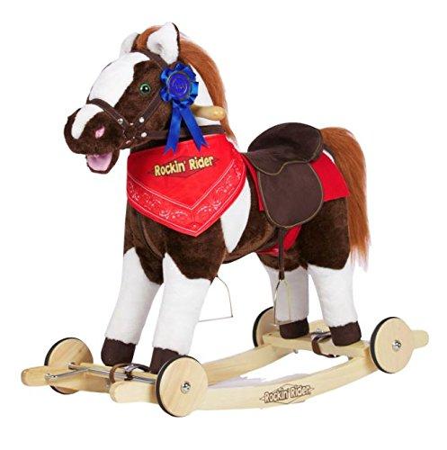 Rockin' Rider Admiral 2-in-1 Horse Toy