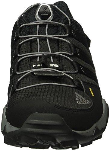 adidas Terrex GTX K, Zapatillas Para Niños Negro (Negbas / Negbas / Grivis)