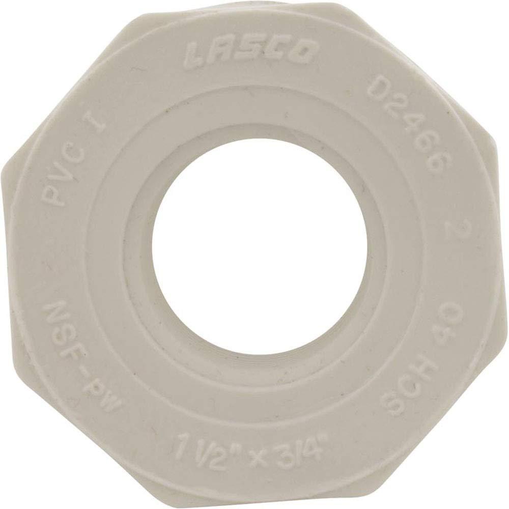 Reducer Bushing MNPT x FNPT 1-1//2x3//4In
