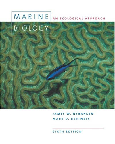 Red Naturals Source Marine (Marine Biology: An Ecological Approach (6th Edition))