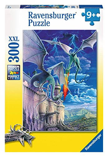 Ravensburger Puzzles Breathing Fire, Multi Color (300 Pieces)