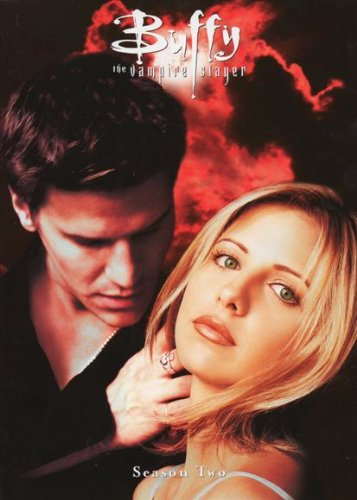 Buffy the Vampire Slayer Movie Poster (27 x 40 Inches - 69cm x 102cm) (1997) Style C -(Katja Riemann)(Jürgen Vogel)(Richy Müller)(Isabella Parkinson)(August Zirner)(Dagmar Manzel)