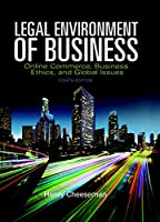 Legal Environment of Business: Online Commerce, Ethics, and Global Issues, Student Value Edition (8th Edition)