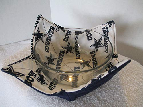 Dallas Cowboys Soup Bowl Pot Holder